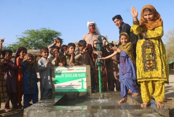 Water Hand Pumps Charity