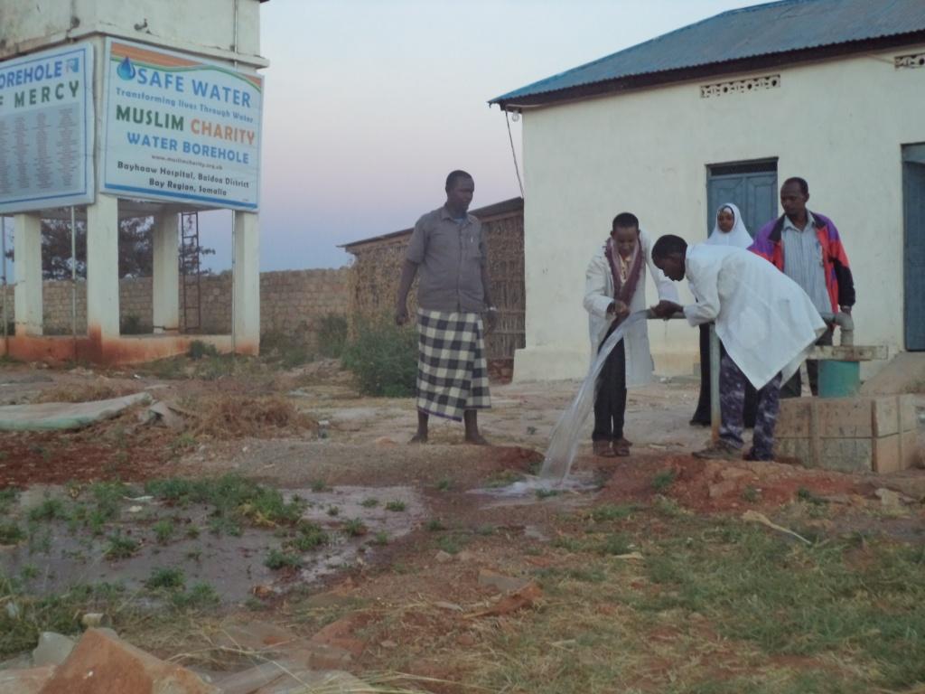Water Borehole Donation