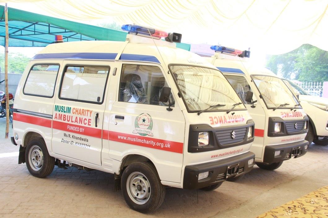 Ambulance Charity