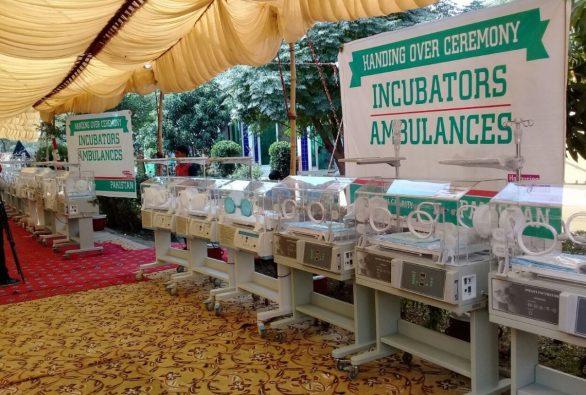 Incubators Charity
