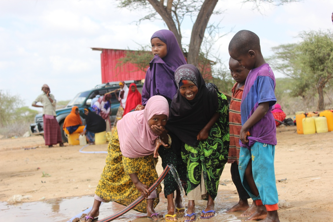 Water Pump Donation
