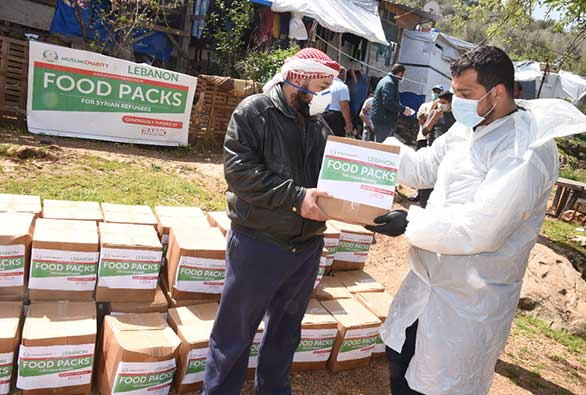 Food Packs Donation