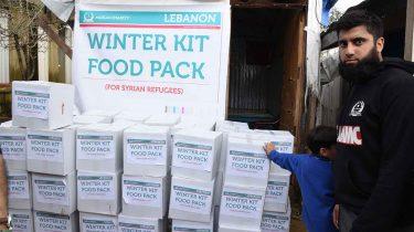 Winter Kit Food Pack