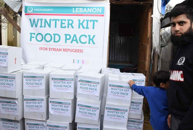 Winter Kit Food Pack