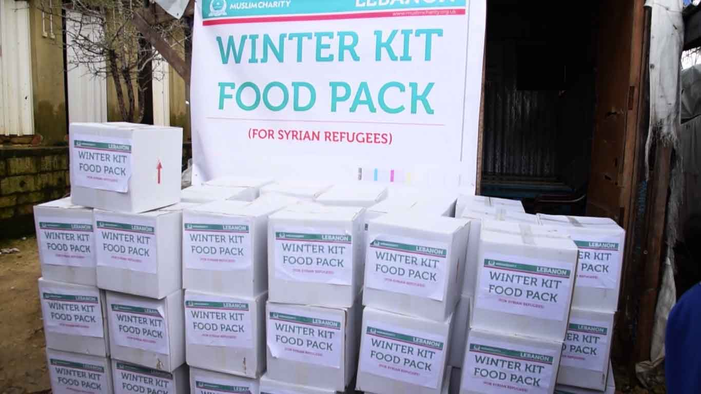 Food Appeal, Winter Kit Food Pack