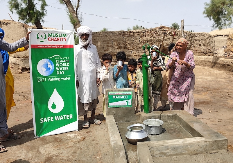 Muslim Charity World Water Day