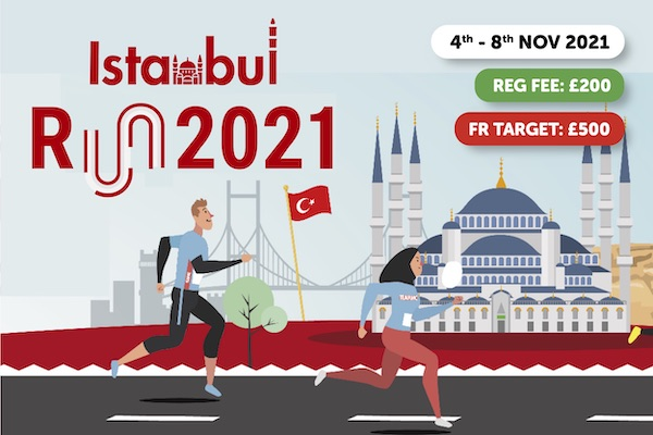 Muslim Charity Istanbul Run