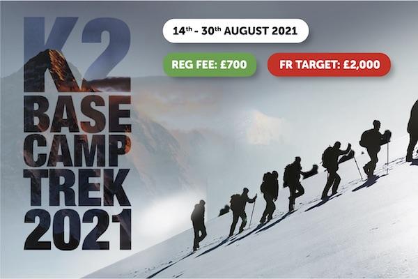 Muslim Charity K2 Base Camp Trek