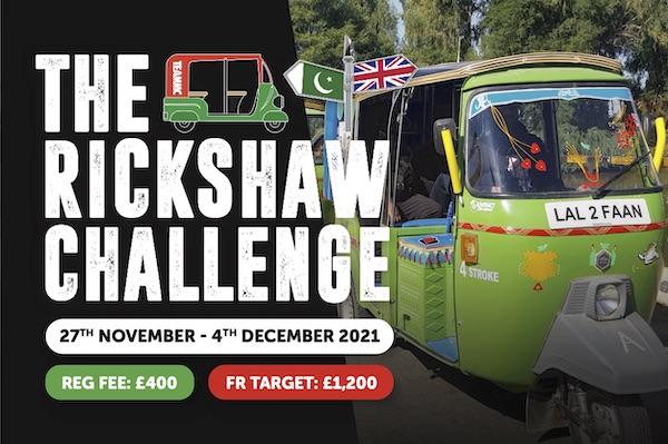 Muslim Charity Rickshaw Challenge